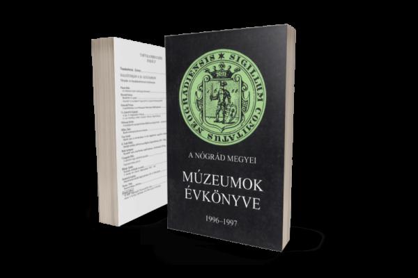 Múzeumok Évkönyve 1996-1997