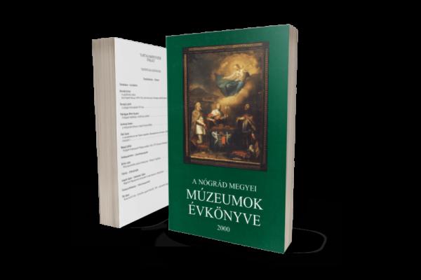 Múzeumok Évkönyve 2000