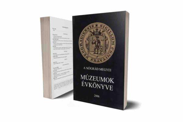 Múzeumok Évkönyve 2006