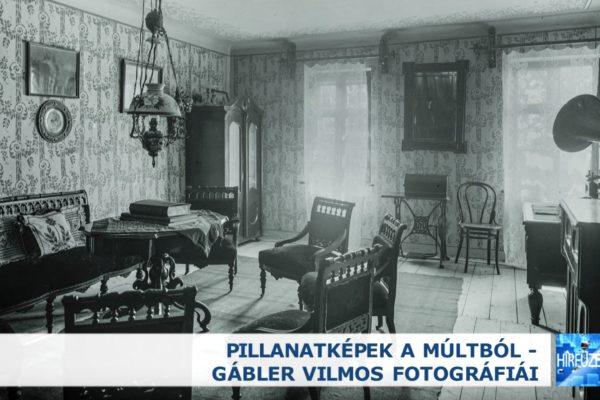 Pillanatképek a múltból című kiállításról a Salgótarjáni Városi Televízióban
