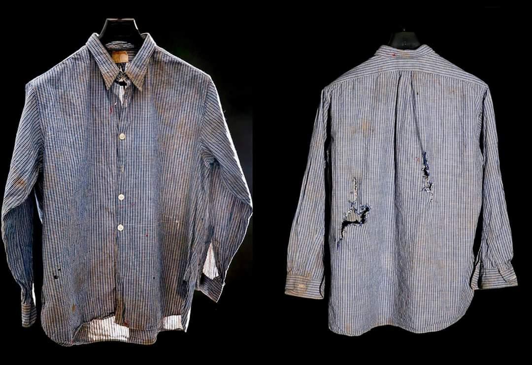 A Dornyay Béla Múzeum történeti tárgyi gyűjteményébe 2006-ban került be Bátfai József zagyvapálfalvai bányakovács inge, melyet akkor viselt, amikor a 1956. december 8-i salgótarjáni tüntetés és sortűz során halálos lövés érte.