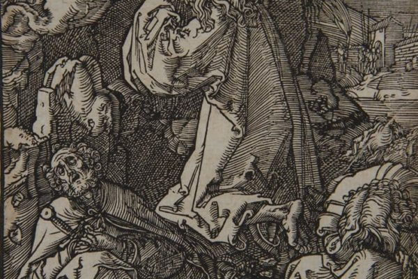 A salgótarjáni múzeum képzőművészeti gyűjteményében található egy nagyon széprézkarc, melyet Albercht Dürer egy követője készített. Az alkotás címe Jelenés.
