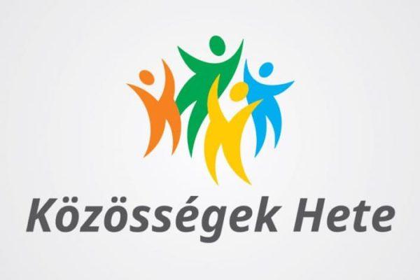 Közösségek hete 2020.05.11. első napi program Egy hét, ami rólunk, a településeinkről, közösségeinkről, értékeinkről szól!