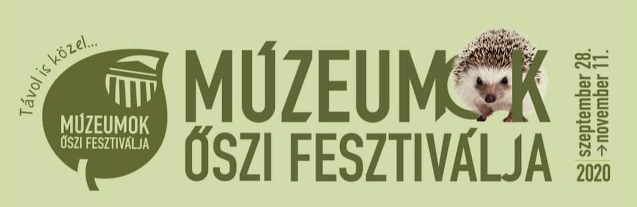 muzeumok oszi fesztivalja 2020