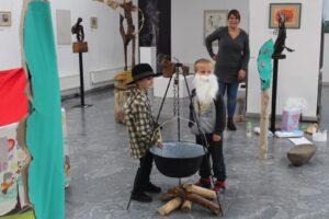 A Múzeum mozgatórugói újabb részében Kaposvári-Bodrogi Szabina kulturális szakalkalmazott munkáját mutatjuk be.