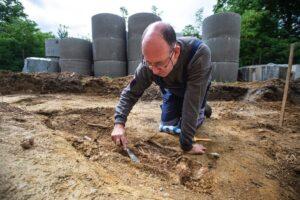 A Múzeum mozgatórugói sorozatunkban, Bodó Balázs régész mesél a régészeti munka szépségeiről, kihívásairól és a felfedezések adta örömökről.